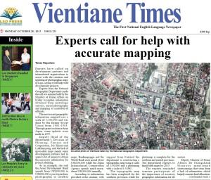 Vientiane times_28Oct2013_Issue253